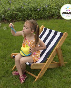 KidKraft - Utendørs Solstol