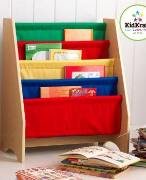 KidKraft - Primary Sling Bokhylle