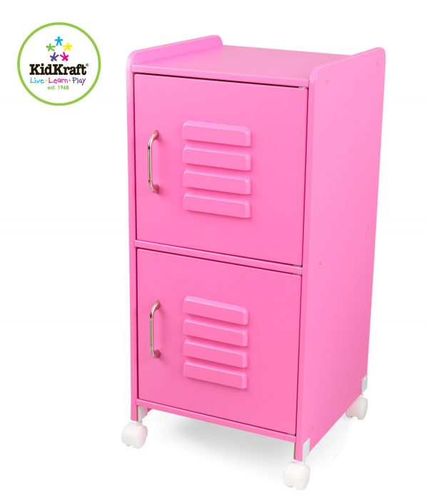 KidKraft Bubblegum Medium Skap