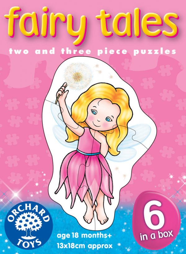 Orchard Toys - Puslespill - Fairy Tales
