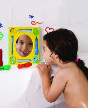 Edushape - Tub Art Farger og Speil