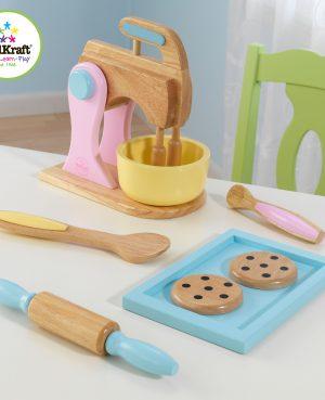 KidKraft Pastell Bake Sett