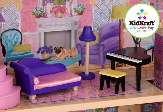 KidKraft - My Dream Mansion Dukkehus