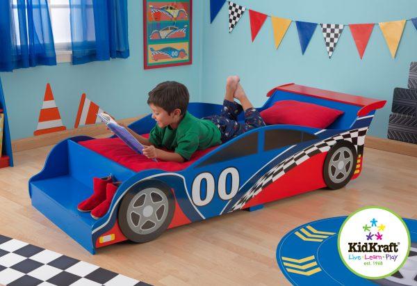 KidKraft Racerbil Barneseng