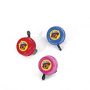Puky - Ringeklokke - Rød
