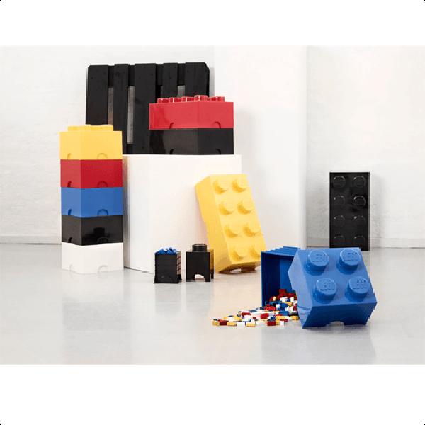 LEGO - Oppbevaringskasse 4 - Lys Blå-4367