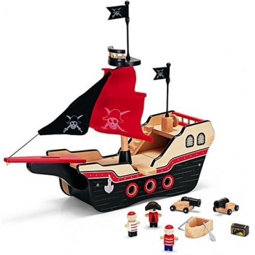 Pintoy Pirat Skute