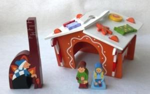 SRI Toys Hans og Grete Lekesett-0