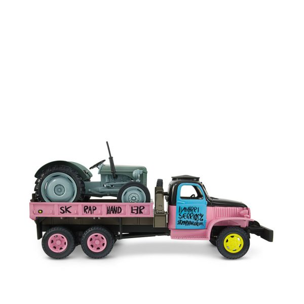 Gråtass Traktor
