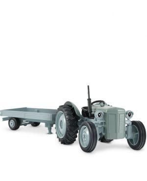 Gråtass Traktor med henger