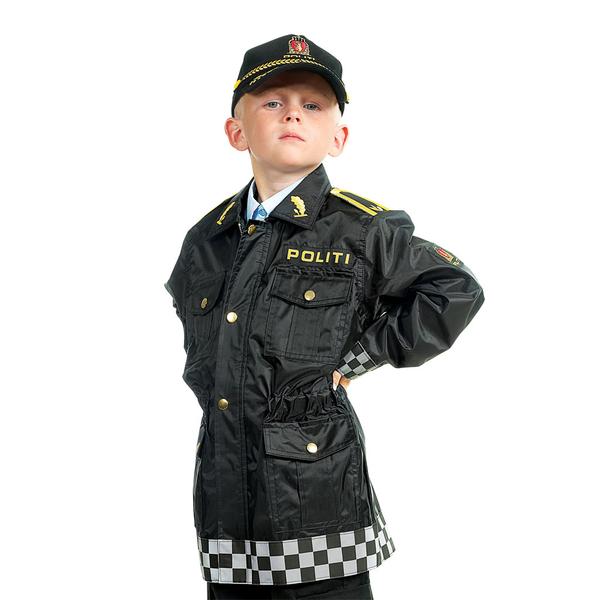 Politiuniform - Norsk Politi Jakke