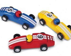 Pintoy - Pull-Back Racerbil