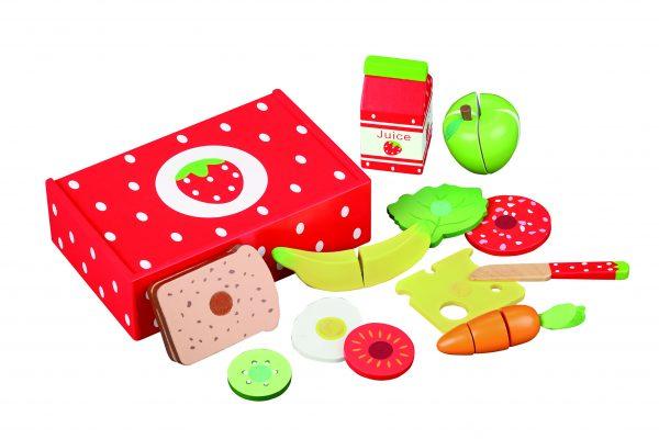 Matboks - Jordbær Design