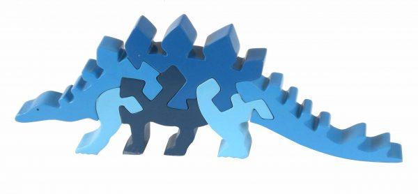 SRI Toys - Stegosaurus - Puslespill