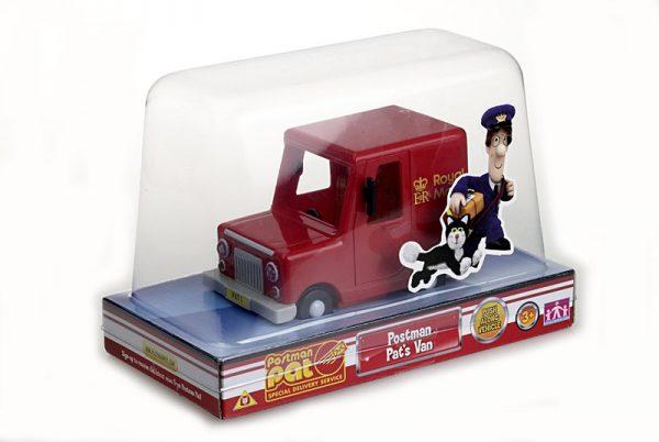 Postmann Pat's Postbil
