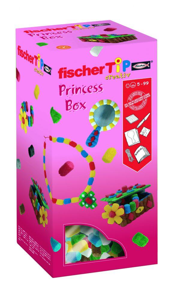 Fischer Tip Prinsesseboks