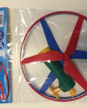 2 Flyvende tallerkener /m katapult-0