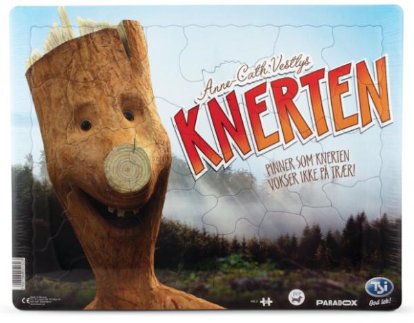 Knerten - Puslespill