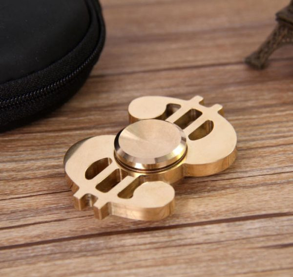 Dollar fidget spinner-3463