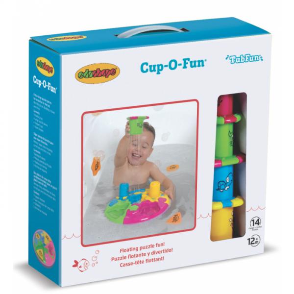 Edushape Tubfun Cup-O-Fun-4219