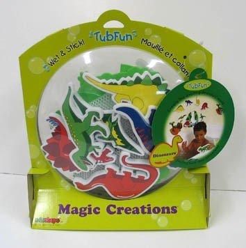 EduShape Tubfun Magic Creation Dinosaurer-4236