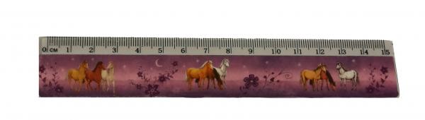 Lilla Hest - Linjal-0
