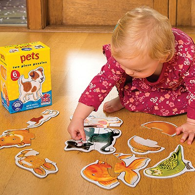 Orchard Toys - Pets Pusslespill