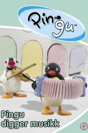 Pingu digger musikk