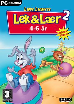 Labbe Langøre, Serie 2, 4 - 6 år