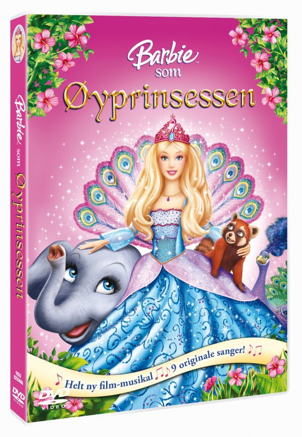 Barbie som Øyprinsessen