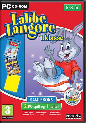 Labbe Langøre samleboks: Første klasse