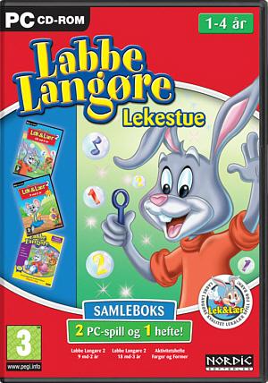 Labbe Langøre samleboks: Lekestue