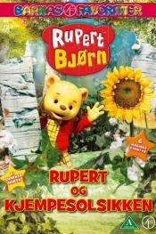 Rupert Bjørn og kjempesolsikken