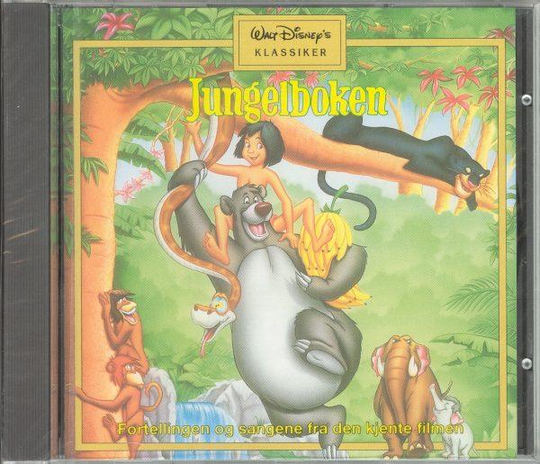 Jungelboken - Fortelling og sanger fra filmen