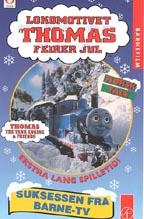 Lokomotivet Thomas feirer jul