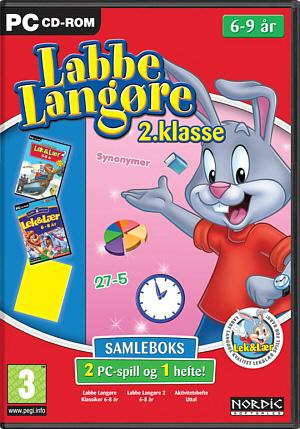 Labbe Langøre samleboks: Andre klasse