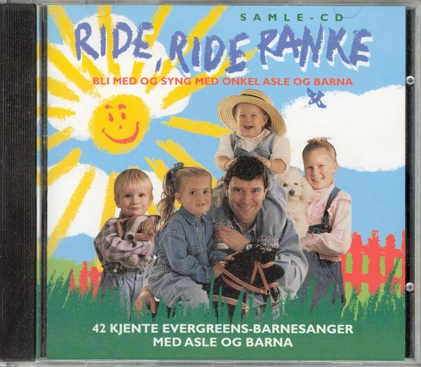 Ride, ride ranke - Asle Halvorsen