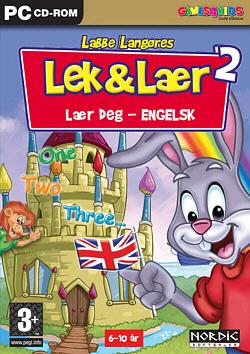 Labbe Langøre, Serie 2, Lær deg Engelsk