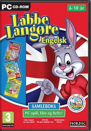 Labbe Langøre samleboks: Engelsk