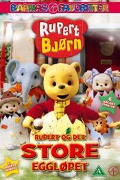 Rupert Bjørn og det store eggløpet