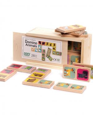 Bajo Domino Dyr-0