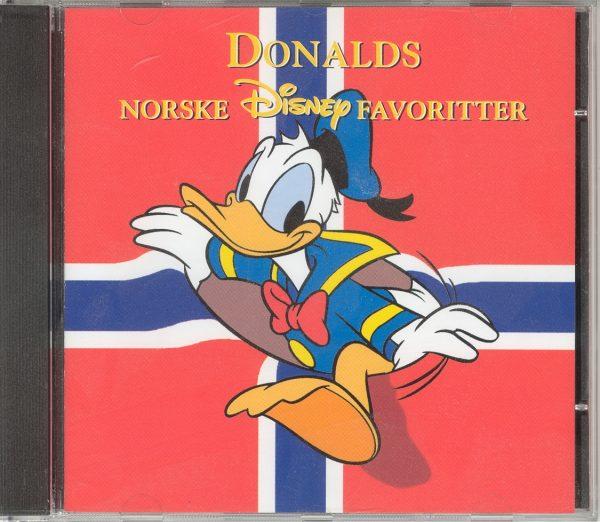 Donalds Norske Disney Favoritter