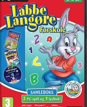 Labbe Langøre samleboks: Førskolen