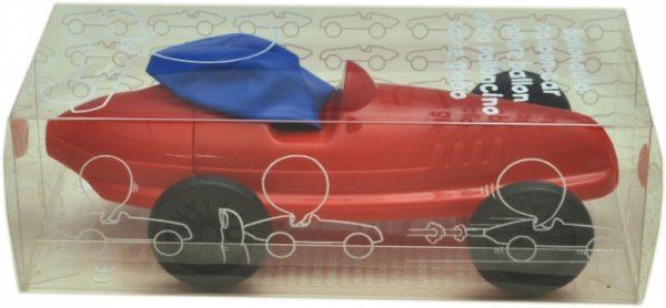 Ballong bil i forpakning