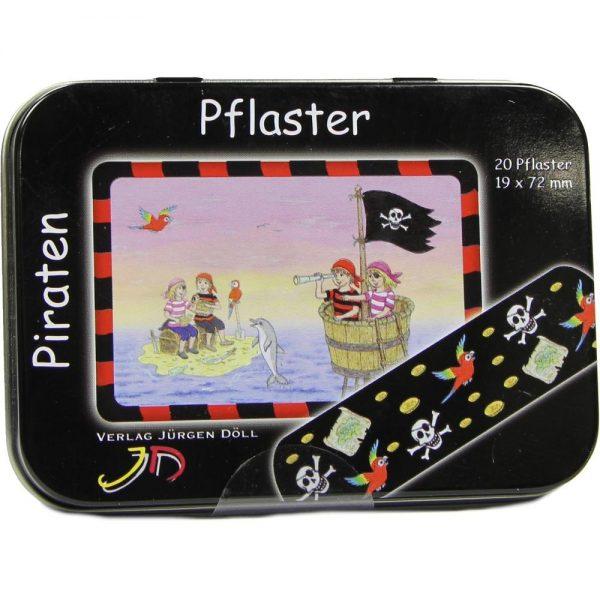 Pirat - Skolepakke-4291