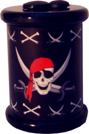 Pirat - Skolepakke-4290