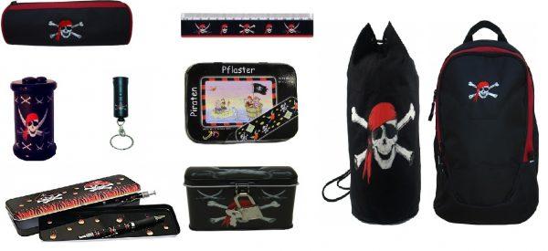 Pirat - Skolepakke-0