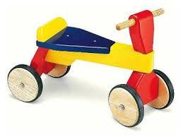 Pintoy Trehjulsykkel-0