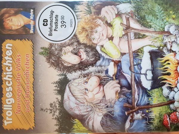 CD - Trollgeschichten erzahlt von Wenche Myhre-0