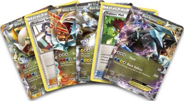 Pokémon Battle Arena Decks: Black & White Kyurem-4429